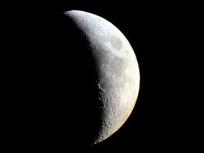 La Luna En Cuarto Creciente |